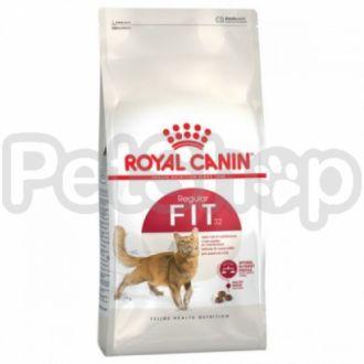 Royal Canin Fit 32 ( роял канин фит для кошек, бывающих на улице)