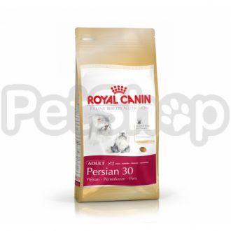 Royal Canin Persian 30 ( повседневный корм для Персидских кошек старше 12 месяцев)