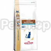 Royal Canin Gastro Intestinal Moderate Calorie GIM35 ( роял канин  с умеренным содержанием энергии для кошек при нарушении пищеварения)