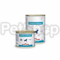Royal Canin HYPOALLERGENIC CANINE (роял канин гипоаллергеник  Ветеринарная диета для собак при пищевой аллергии или непереносимости)