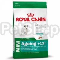 Royal Canin Mini Ageing +12 (сухой корм для стареющих собак мелких размеров старше 12 лет )