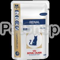 Royal Canin RENAL FELINE CHICKEN (роял канин ренал  Диета для кошек с почечной недостаточностью)