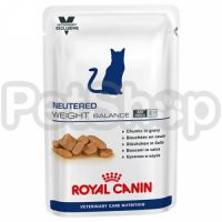 Royal Canin NEUTERED WEIGHT BALANCE ( роял канин нутерет вейт беленс Для кастрированных/стерилизованных котов и кошек с момента операции до 7 лет, склонных к избыточному весу)