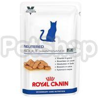 Royal Canin NEUTERED ADULT MAINTENANCE (роял канин нутерет мейтененс Для кастрированных/стерилизованных котов и кошек с момента операции до 7 лет)
