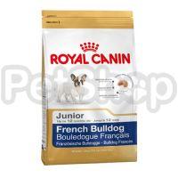 Royal Canin French Bulldog Junior (корм для щенков породы французский бульдог в возрасте до 12 месяцев)