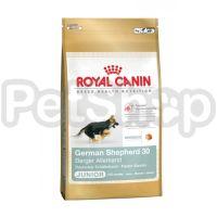 Royal Canin German Shepherd 30 Junior (корм для щенков породы Немецкой овчарки до 15 месяцев)