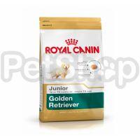 Royal Canin Golden Retriever Junior (корм для щенков породы Голден ретривер до 15 месяцев)