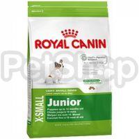 Royal Canin X-Small puppy ( Junior) ( полнорационный сухой корм для щенков миниатюрных размеров от 2 до 10 месяцев)