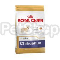 Royal Canin CHIHUAHUA JUNIOR ( полнорационное питание для щенков породы Чихуахуа в возрасте до 8 месяцев)