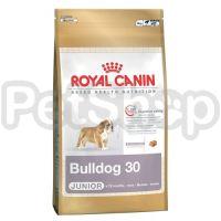 Royal Canin Bulldog Junior (корм для щенков породы Бульдог до 12 месяцев)