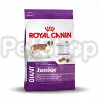 Royal Canin Giant Junior (сухой корм для щенков собак очень крупных размеров  (вес взрослой собаки более 45 кг) в возрасте с 8 до 18/24 месяцев)