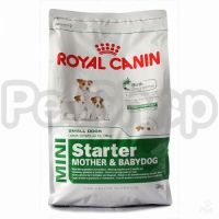 Royal Canin Mini Starter (корм для щенков мини пород в период отъема до 2-месячного возраста)