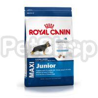 Royal Canin Maxi Junior (сухой корм для щенков собак крупных размеров  (вес взрослой собаки от 26 до 44 кг) в возрасте до 15 месяцев)