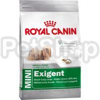 Royal Canin Mini Exigent (сухой корм для подходит собакам мелких размеров  (вес взрослой собаки до 10 кг) старше 10 месяцев)