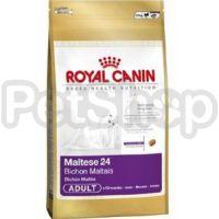 Royal Canin Maltese Adult (корм для собак породы мальтийская болонка в возрасте от 10 месяцев)
