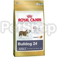 Royal Canin Bulldog 24 Adult ( корм для породы Бульдог старше 12 месяцев)
