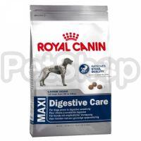 Royal Canin Maxi Digestive Care ( Сухой корм для взрослых собак  (от 15 месяцев)крупных пород  (от 25 до 40 кг) c чувствительной пищеварительной системой)