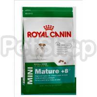 Royal Canin MINI MATURE+8 (сухой корм подходит собакам мелких размеров  (вес взрослой собаки менее 10 кг) в возрасте с 8 до 12 лет )