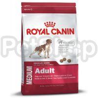 Royal Canin Medium Adult ( корм для взрослых собак средних размеров  (весом от 11 до 25 кг) в возрасте от 12 месяцев до 7 лет)