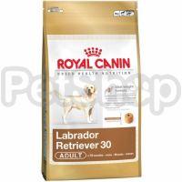 Royal Canin Labrador Retriever 30 Adult ( корм для породы Лабрадоров старше 15 месяцев)