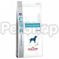 Royal Canin Hypoallergenic DR21 ( роял канин гипоаллергенная диета для собак свыше 10 кг при пищевой аллергии или непереносимости)