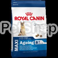 Royal Canin MAXI AGEING 8+ (сухой корм для стареющих собак крупных размеров  (вес собаки от 26 до 44 кг) в возрасте старше 8 лет )