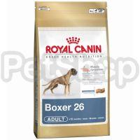 Royal Canin Boxer 26 (  корм для собак породы Боксер старше 15 месяцев)