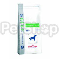 Royal Canin Urinary S/O LP18 ( корм диета для собак при лечении и профилактике мочекаменной болезни)