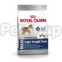 Royal Canin Maxi Light Weight Care ( Сухой корм для взрослых собак  (от 15 месяцев) крупных пород  (от 25 до 40 кг), предрасположенных к полноте)