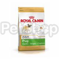 Royal Canin Pug Adult (корм для собак породы мопс в возрасте старше 10 месяцев)