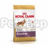 Royal Canin Cocker Adult ( полнорационный корм для собак породы кокер-спаниель в возрасте старше 12 месяцев)