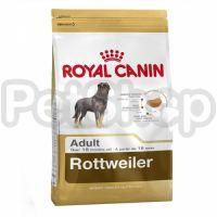 Royal Canin Rottweiler 26 Adult ( корм для породы Ротвейлеров старше 18 месяцев )
