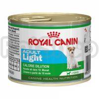 Royal Canin ADULT LIGHT ( роял канин лайт Полнорационный корм для собак с 10 месяцев до 8 лет, предрасположенных к полноте)