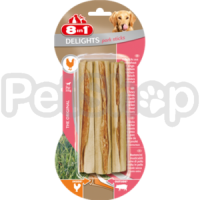 8in1 Europe Delights Pork Sticks