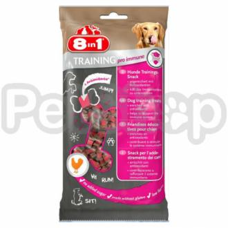 8in1 Europe Training Treats Pro Immune (  вкусное лакомство для собак в виде косточки, обогращенной антиоксидантами)