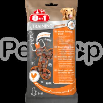 8in1 Europe Training Treats Pro Energy (  вкусное лакомство для собак в виде косточки, обогращенной L-карнитином)