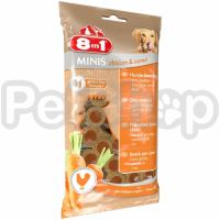 8in1 Europe MINIS Chicken & Carrot
