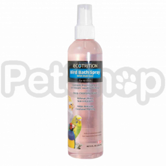 8in1 USA Bird Bath Spray ( Средство для очищения перьев улучшает состояние кожи, очищает и смягчает оперение, усиливает яркость окраски)
