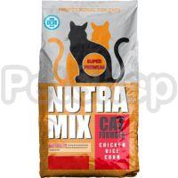 Nutra Mix Professional ( Корм для кошек нутра микс проффешнал разработан для взрослых активных котов и кошек)
