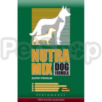 Nutra Mix Performance ( нутра микс перфоменс корм для собак любых возрастов, ведущих активный образ жизни)