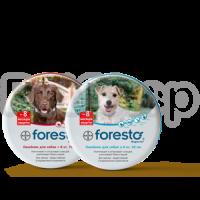 Bayer Foresto Форесто (ошейник обеспечивает защиту собак от блох, вшей, власоедов)
