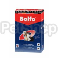 Bayer Bolfo Больфо ( Защита кошек и собак от блох, иксодовых клещей, вшей и власоедов на 5 месяцев)