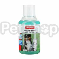 Beaphar Mouth Wash ( Ополаскиватель полости пасти  для кошек и собак)