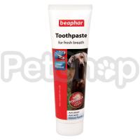 Beaphar Toothpaste ( Двойная паста обеспечивает полную защиту зубов для собак и котов)