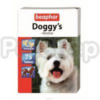 Beaphar Doggy's Biotine ( Беафар - Угощения с биотином - это неотъемлемая составляющая тренировки собак)