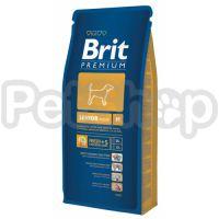 Brit Premium Senior M ( брит премиум корм для стареющих собак  (от 7 лет и старше) средних пород  (10–25 кг))