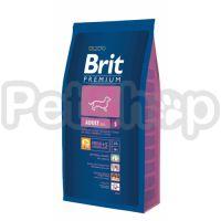 Brit Premium Adult S ( брит премиум корм для собак малых пород)