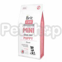 Brit  Care GF Mini  Puppy  Lamb (для щенков малых пород) ягненок