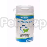 Canina Cat-Vitamin Tabs ( Канина Кэт витамин  (таблетки) Витаминный комплекс, разработанный специально для кошек)