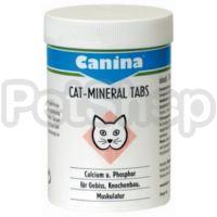 Canina Cat-Mineral Tabs ( Канина  Кэт – минерал  (таблетки) Минеральная добавка для кошек)